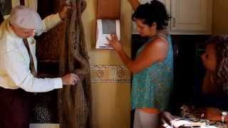 Video #21: Kids Playroom Ideas Using A Cornice Box   Window Treatment