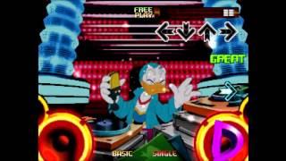 Dance Dance Revolution Disney Mix Macho Duck