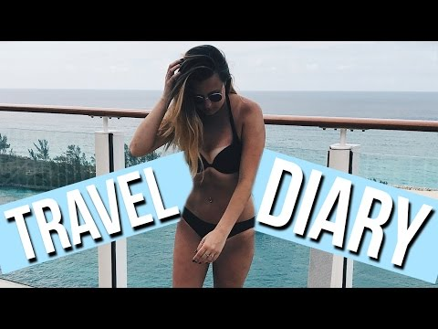 Caribbean Cruise Travel Diary! | Norwegian Cruise