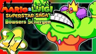 MARIO & LUIGI: SUPERSTAR SAGA + BOWSERS SCHERGEN Part 11: Aggressive Mucki-Königin Mamella