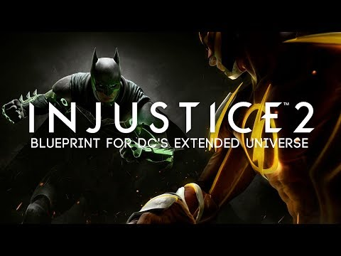 INJUSTICE 2: The Blueprint For DC