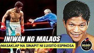 "MAPAIT na sinapit ni Luisito ""Lindol"" Espinosa | Kinalimutan matapos PAKINABANGAN"