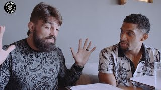 """Anatomy of Fusion X-Cel - Episode One (Mike Perry and """"Jacare"""" Souza's Exceptional Coach)"""