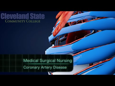 Medical Surgical Nursing - Coronary Artery Disease MADE EASY