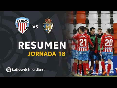 Lugo Ponferradina Goals And Highlights