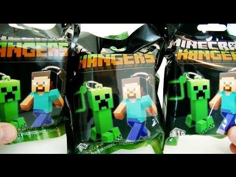 Minecraft Blind Bag Opening Youtube