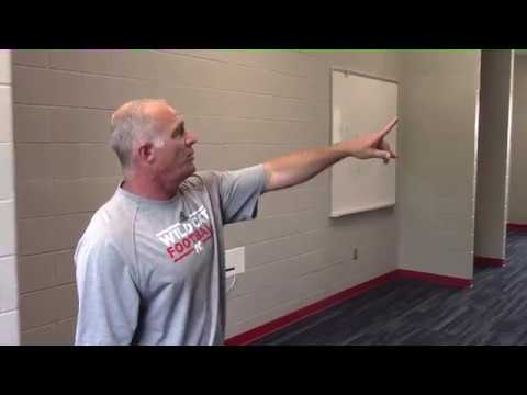 Tour of the New Ponca City  Football Facility with Scott Harmon