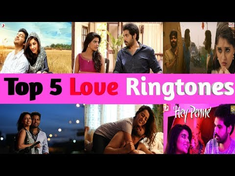 Top 5 Love Ringtones | Tamil | Phoenix Music
