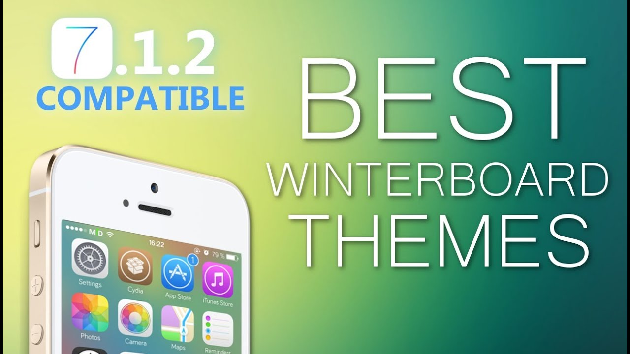 Best Winterboard Themes compatible with iOS 7.1.2! (iPhone