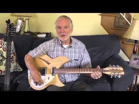 Dean and Rickenbacker 12 String electric review