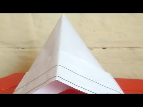 How to make paper Cap .very easy.