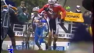 Miguel Martinez Champion du monde cyclocross espoir - unabalaverde