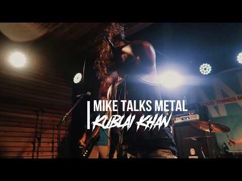 Kublai Khan Interview with Matt Honeycutt