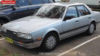 1985 Mazda Familia