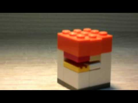 Comment faire une mini machine a Tic Tac en LEGO