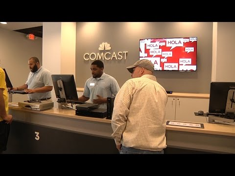 Tour & Grand Opening:  Comcast Xfinity Experience Center In St. Louis Park
