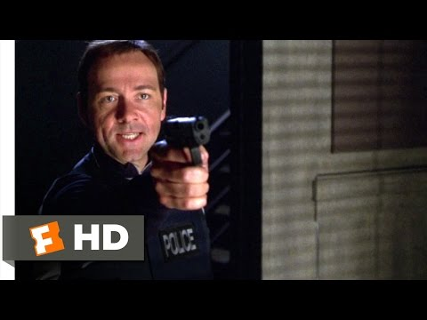The Negotiator (7/10) Movie CLIP - Things Are Not What They Seem (1998) HD