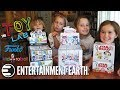 Star Wars, Teen Titans GO! & Care Bear Blind-Boxes! The TOY LAB w/ Lindalee