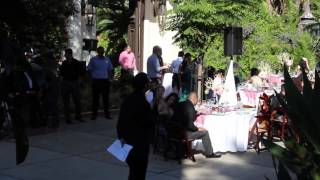 Spanish Wedding DJ/MC In Los Angeles- Juan Carlos & Tanya - LA River Center