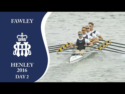 Molesey v Maritime 'A' | Day 2 Henley 2016 | Fawley