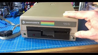 Recreating my 1987 C64 Setup Part 2: My 1541 Disk Drive