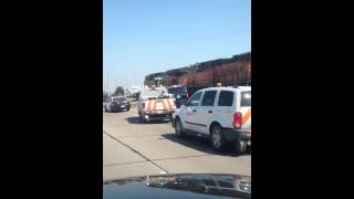 Train crash in Norman oklahoma.