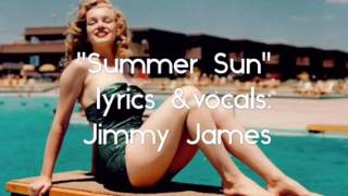 Watch Jimmy James Summer Sun video