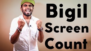 Official: Bigil Screen Count   Worldwide Pre-Sales For Bigil   Break Even Point for Bigil Collection