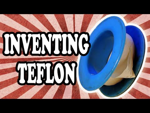 Teflon was Invented by Accident