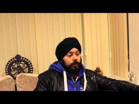 DALVINDER SINGH - BHANGRA INTERVIEW