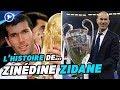 Le fabuleux destin de Zidane  du footballeur de g  nie    l   entra  neur sans limites MP3