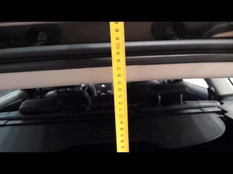 Габариты багажника форд фокус 3 универсал