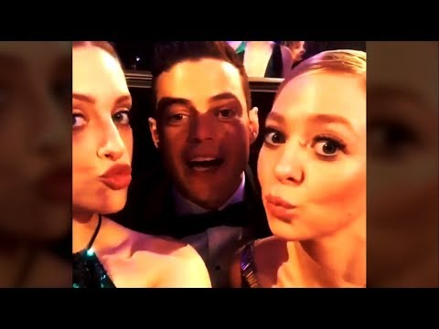 Download Youtube: MR ROBOT CAST FUNNY MOMENTS COMPILATION