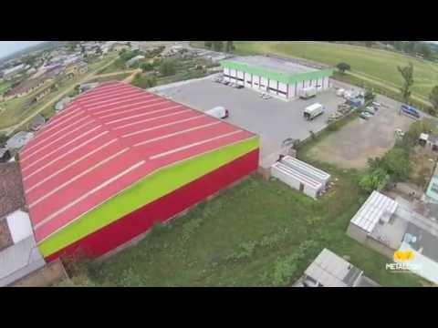 Centro de distribuição Peruzzo, Bagé-SC