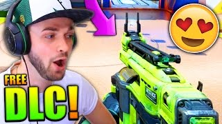 *MORE* FREE DLC GUNS FOR EVERYONE! - Black Ops 3 - DLC Gun Game #2!