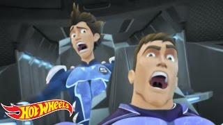 Battle Force 5™ TV Series Trailer | Hot Wheels