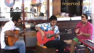 Ruben Diaz & Jorge Pardo playing