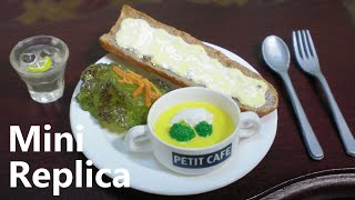 RE-MENT collectables #16 - カフェめし (Cafe Food) Thumbnail