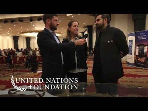 Interview with Mara Foundation Founder, Ashish J. Thakkar, and UNDP's Jennifer Colville
