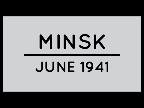 Barbarossa Visualized: The Battle of Bialystok-Minsk [June 1941] [Episode 2]
