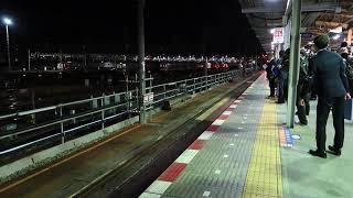 相鉄JR直通線 初便の海老名入線