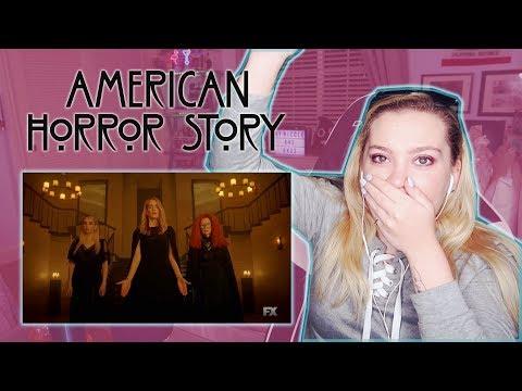 """American Horror Story: Apocalypse Season 8 Episode 3 """"Forbidden Fruit"""" REACTION!"""