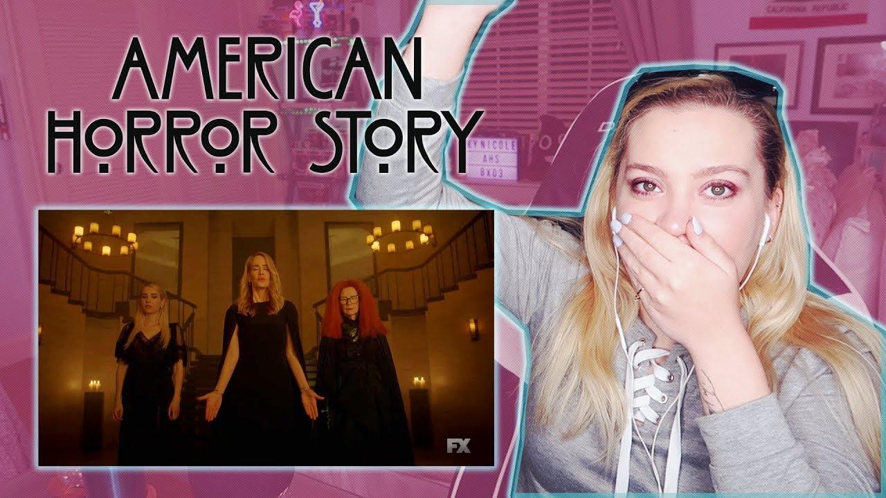 """Download American Horror Story: Apocalypse Season 8 Episode 3 """"Forbidden Fruit"""" REACTION!"""