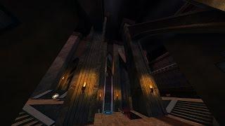 Quake 3 Arena Dreamcast - Evil Playground