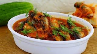 Салака в томате(Салака в томате Предлагаю приготовить вкусную маленькую рыбку в томатном соусе. Ингредиенты: Салака 500..., 2016-05-11T09:38:08.000Z)