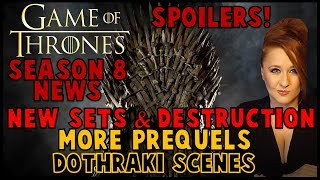 Game of Thrones News: More Prequels, Surprising King's Landing Addition, Lyanna & More!