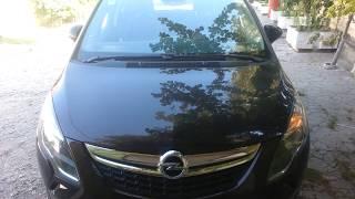Opel Zafira 2012 рік 1,6 бензин .Як змінити налаштування мови в бортовому комп'ютері.