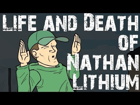 DAYZ - Life and Death of Nathan Lithium (The Quest for Sticks)