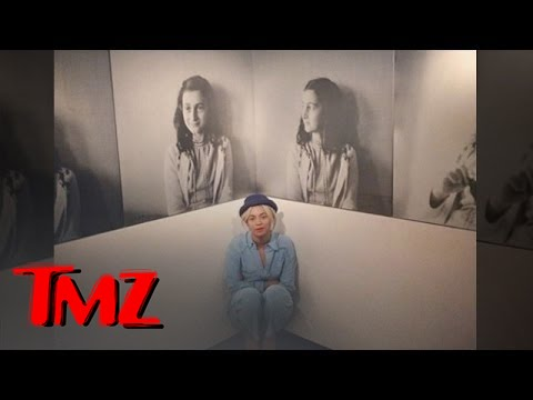 Beyonce Selfies At Anne Frank House: Offensive? | TMZ ...