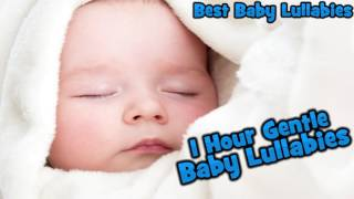 💕  GENTLE BABY MUSIC -Songs to Put A Baby To Sleep at Bedtime Baby Lullaby To Sleep